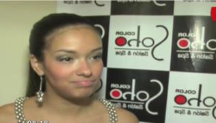 Modelo Shirley Arica se siente decepcionada de Rodney Pío