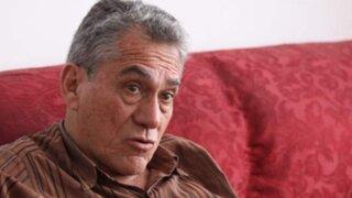 Movadef: dirigente Alfredo Crespo en contra de proyecto Tía María