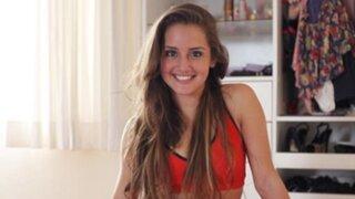 Ximena Hoyos se pronunció tras supuesto video íntimo