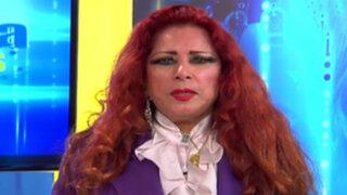 Monique Pardo desmiente que haya estado delicada de salud