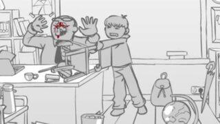 """Profesores piden que se retire peligroso videojuego """"Golpea a tu profesor"""""""