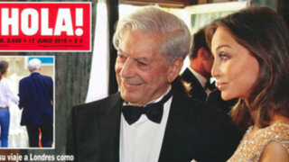 Patricia Llosa pide privacidad tras foto de Mario Vargas Llosa e Isabel Preysler