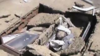 Chiclayo: desconocidos profanaron 10 tumbas en cementerio de San José