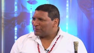 Hayimi habla sobre fallecidos artistas peruanos y futuro de la 'blanquiroja'