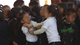 SJL: alumna es víctima de bullying por parte de una estudiante mucho mayor