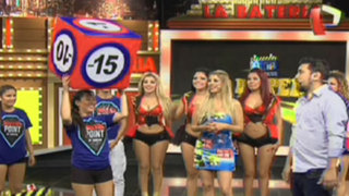 Esto Da Pena: Las Positivas vencieron al equipo de Las Tremendas de la Cumbia