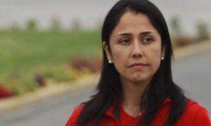 Nadine Heredia critica a oposición tras suspensión del Pleno por falta de quórum