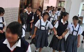 Breña: escolares denuncian a profesor de educación física por tocamientos indebidos