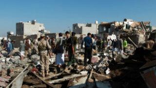 Yemen: al menos 8 muertos y 60 heridos deja ataque contra casa de familiares de expresidente