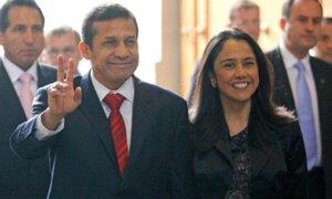 Humala y Nadine Heredia caen en encuestas: representante de Datum explica causas de desaprobación