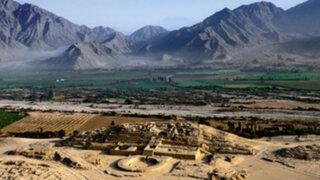 Patrimonio en conflicto: Familia invade Ciudad Arqueológica de Caral