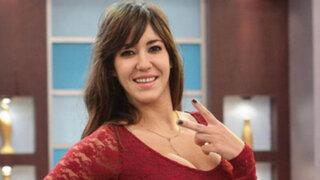 Feliz con su embarazo: Tilsa Lozano dedica conocida canción a su bebé