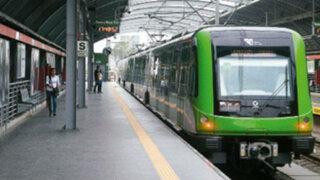 Seguridad en estaciones del Metro de Lima: entrar a vías está penado y pueden resultar electrocutados
