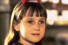 Protagonista de 'Matilda' y su estremecedora confesión sobre su enfermedad
