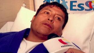 Sobreviviente de accidente en Churín cuenta cómo se salvó de la tragedia