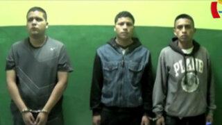 Caen delincuentes que asaltaban con bujía en Surquillo