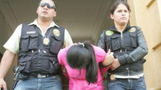 Detienen a trabajadora del hogar por robar joyas y artefactos a su empleadora