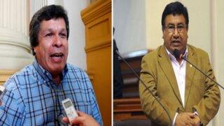 Benítez irrumpió en Consejo Directivo en debate de Caso Yovera