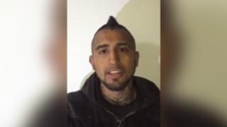 Copa América 2015: las palabras de Arturo Vidal tras sufrir accidente en estado de ebriedad