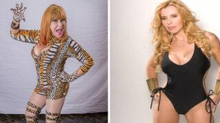 Está Cantado : La Tigresa del Oriente se enfrentó a Geni Alves