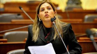 Congreso: cuestionan a Karina Beteta, la accesitaria del desaforado Yovera