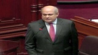 Pleno aprobó delegar facultades al Gobierno para temas de economía con excepciones