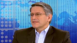 """Martín Pérez:""""Gobierno debe presentar medidas a corto plazo para destrabar inversiones"""""""
