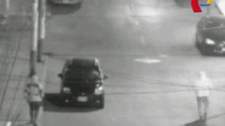 Nasca: delincuentes golpean y despojan de su automóvil a un taxista