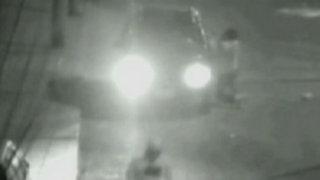Nasca: taxista intenta evitar robo de su vehículo y es arrastrado vario metros