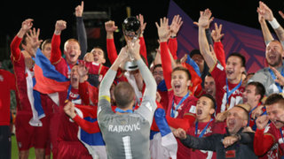 Serbia campeonó el Mundial Sub 20 tras superar en tiempo extra a Brasil