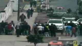 Independencia: turba asalta almacén municipal y se lleva hasta mototaxis incautadas