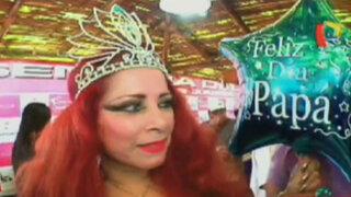 Un papá llamado Monique: La ejemplar historia de la 'Reina del Caramelo'