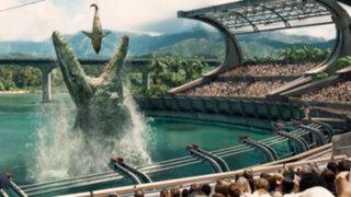 Los dinosaurios de Jurassic World devoran la taquilla norteamericana
