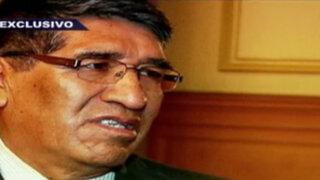 Congresista moroso: el presidente de la Comisión de Economía Casio Huaire