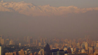 Chile: autoridades decretan emergencia ambiental en capital Santiago