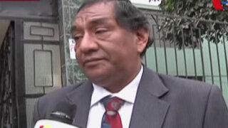 """""""Fredy Otárola olía a licor"""", afirma abogado de taxista Anatolio Chiriboga"""