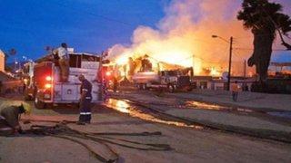 México: incendio en asilo deja 15 ancianos muertos y varios heridos