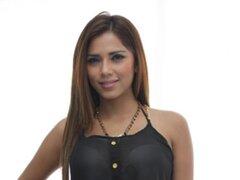 Fiorella Alzamora despotrica contra Stephanie Valenzuela y Bruno Rocha