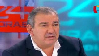 """José Cevasco: """"Regalar 100 mil dólares en billeteras genera indignación"""""""