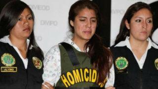 Madre de Fernanda Lora rechaza versión de Marco Arenas sobre crimen