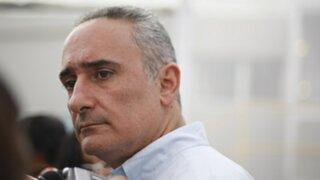 Alex Kouri fue interrogado en el Poder Judicial por caso Vía Expresa Callao