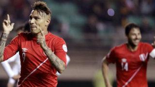 Copa América 2015: Perú ganó 3-1 a Bolivia con triplete de Guerrero