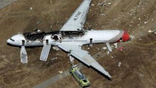 Accidente de avioneta deja nueve personas muertas en Alaska