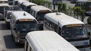 Santa Anita: bus del 'Chosicano' a excesiva velocidad arrolló a trabajador municipal