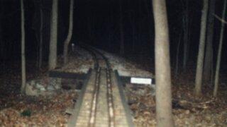 Terrorífica experiencia: Cristopher Gianotti y Michelle Soifer realizaron recorrido paranormal