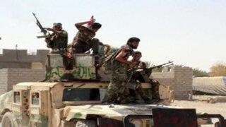 Bombardeos en Siria dejan 18 yihadistas muertos
