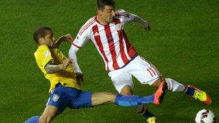 Bloque Deportivo: Paraguay venció a Brasil 4-3 y pasó a semifinales