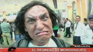 El regreso de 'Mondonguito': el genial Lorenzo Zubiate ya está en Perú