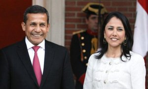 España: prensa critica a la primera dama Nadine Heredia