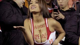 Nissu Cauti a un paso de convertirse en la 'Novia de la Copa América'